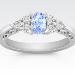 wedding gold halo products september ring weddings il diamond ice engagement sapphire hucw light anniversary birthstone blue fullxfull