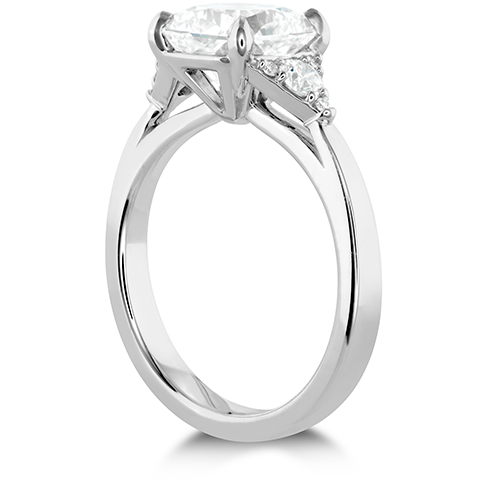 shaped square diamond credit hayley rings ring instagram up close roberts engagement