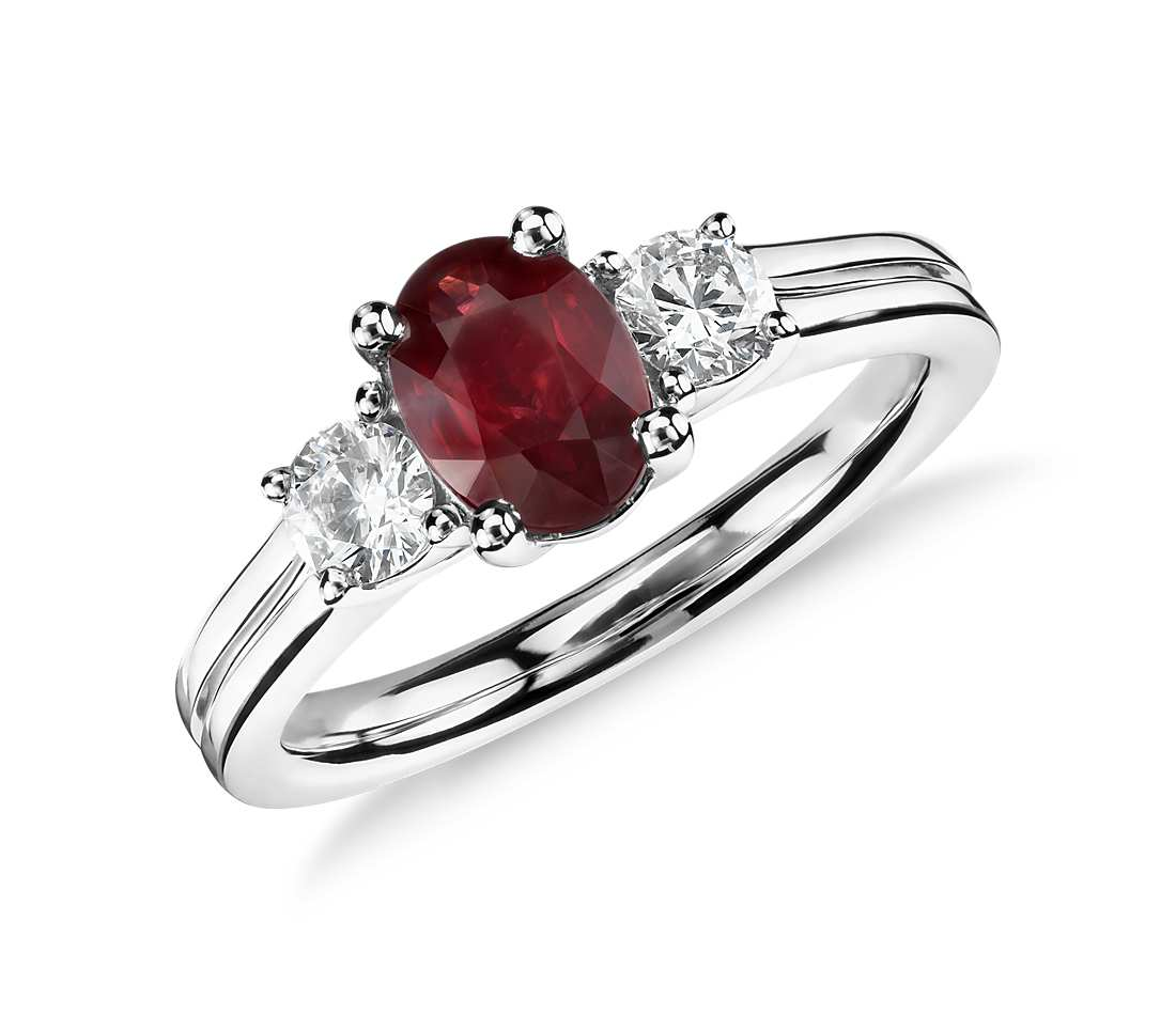 Ruby Ring Topaz Sterling Silver Ring Ruby Solitaire Ring Ruby Sterling Silver Ring Ruby Ring